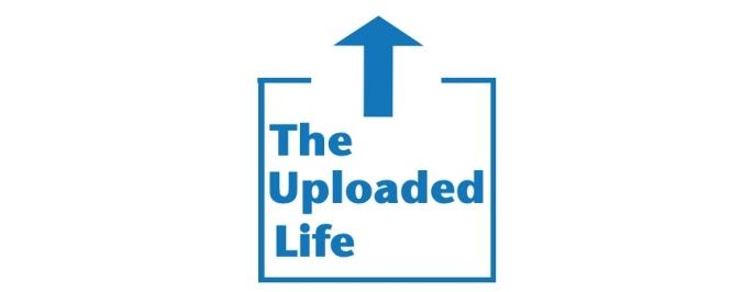 The Uploaded Life Logo